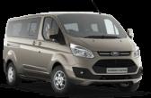 Mikroautobuso Ford Tourneo Custom kainos