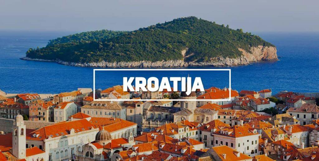 Kelionė į Kroatiją