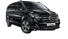 Mikroautobuso Mercedes Benz V-Class kainos