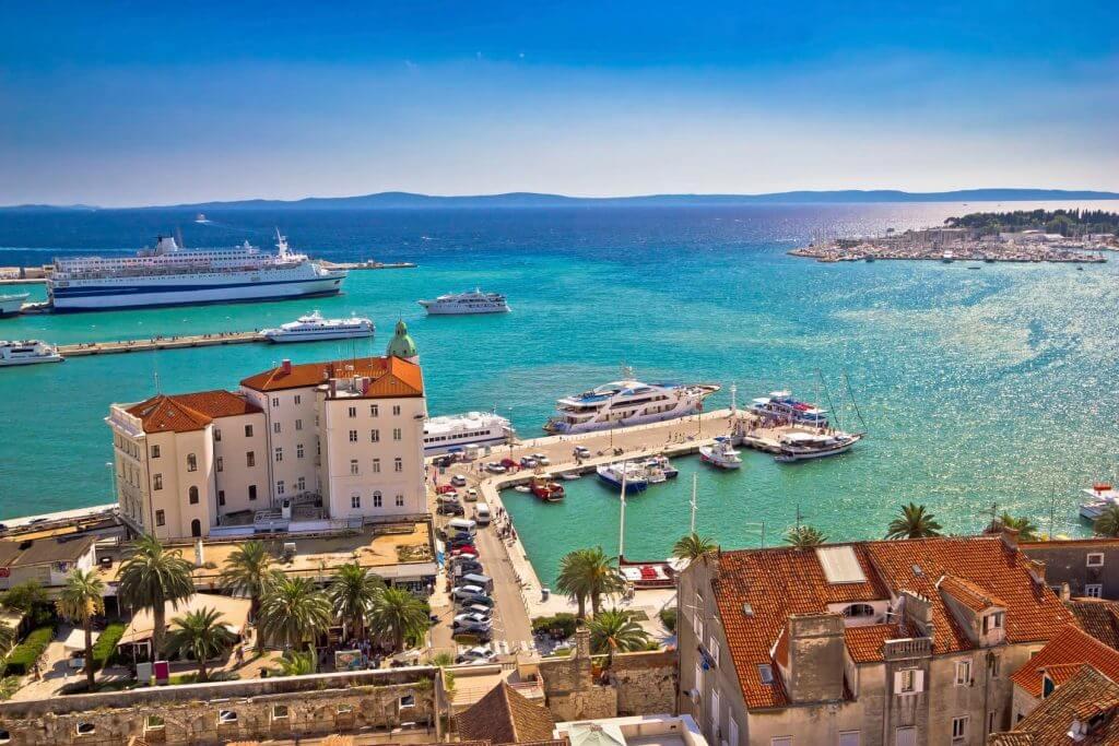 Splitas, Kroatija