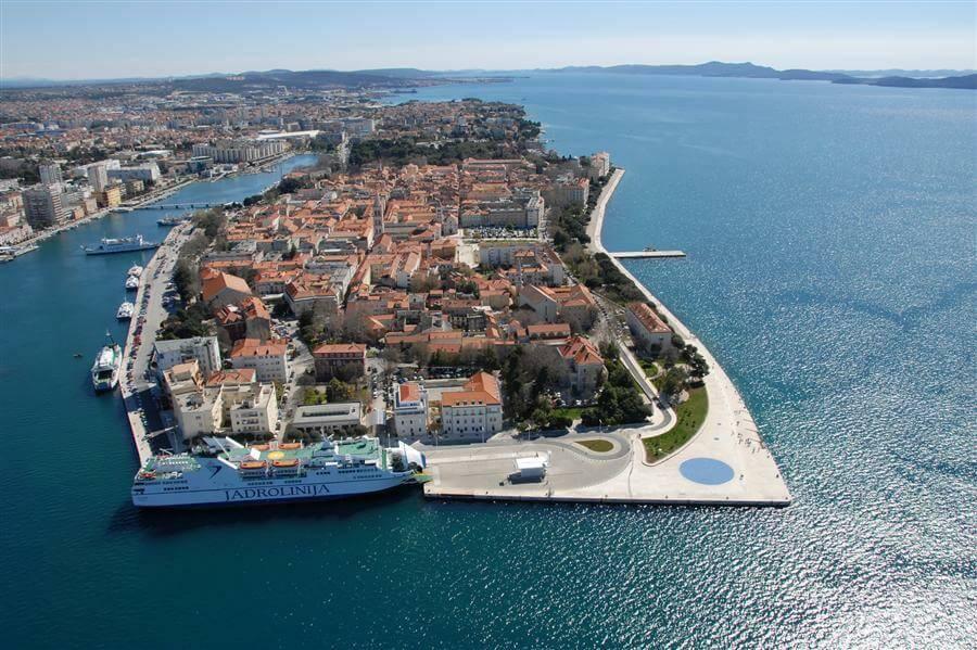 Zadaras, Kroatija
