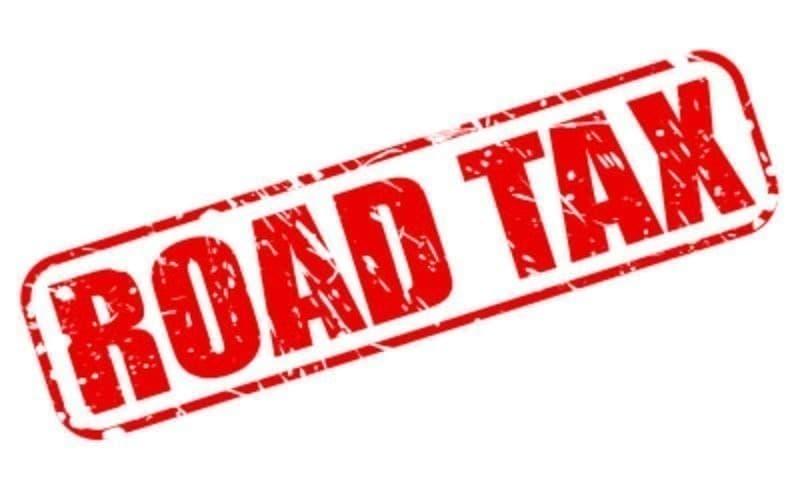 Kelių mokesčiai UK
