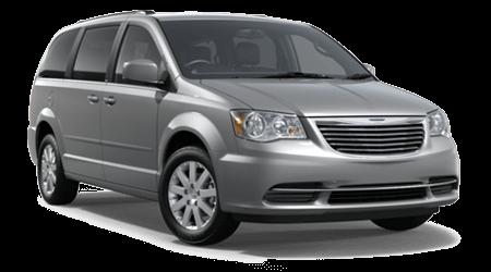 Chrysler Voyager automobilio nuoma