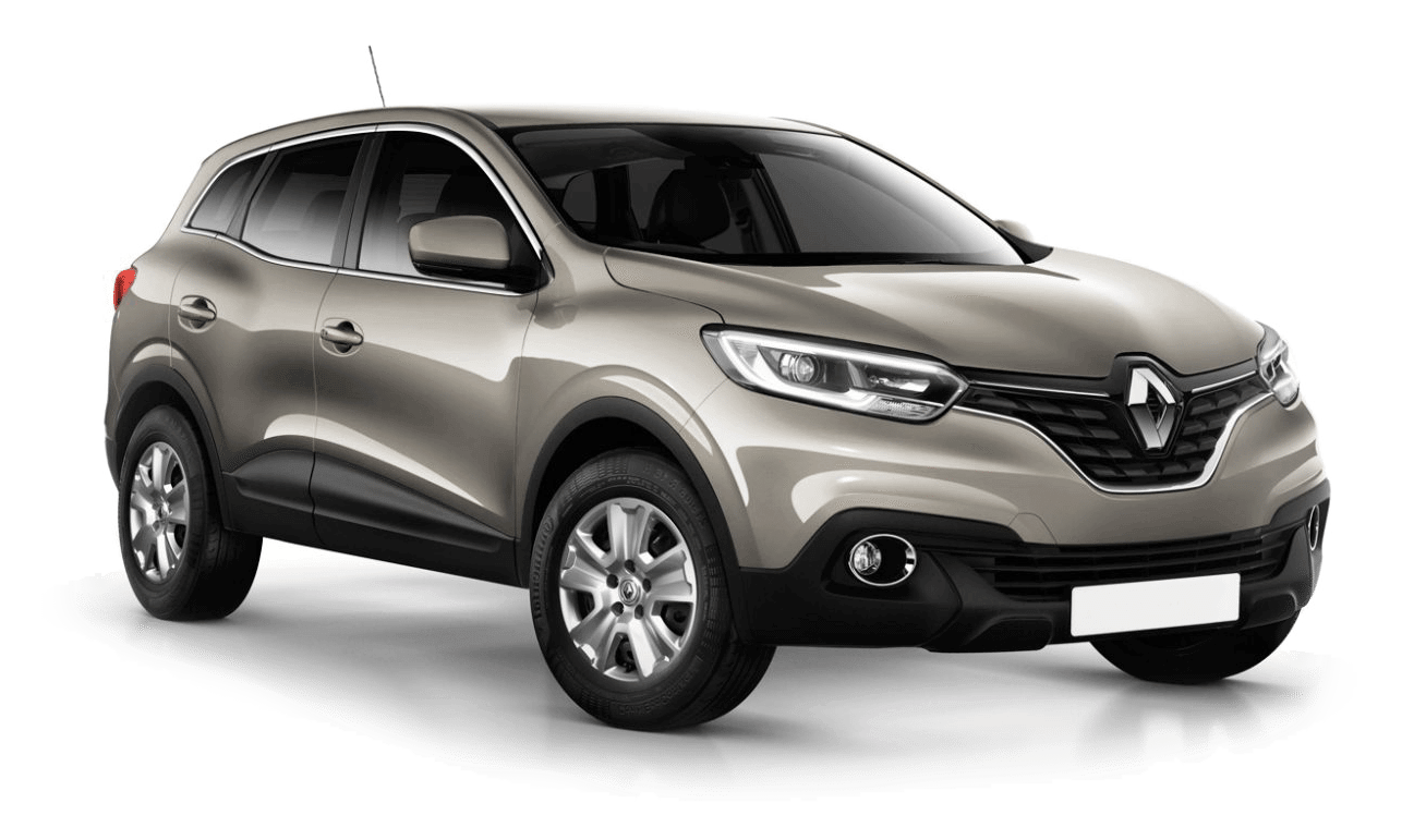 Renault Kadjar automobilio nuoma