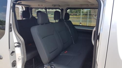 Renault Trafic 2018 vidus