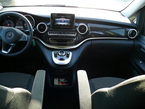 Mercedes Benz V-Class vidus