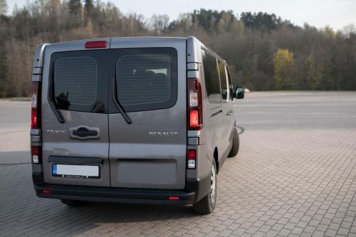 Renault Trafic 2019 bagazine