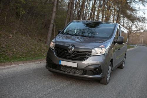 Renault Trafic 2019 priekis