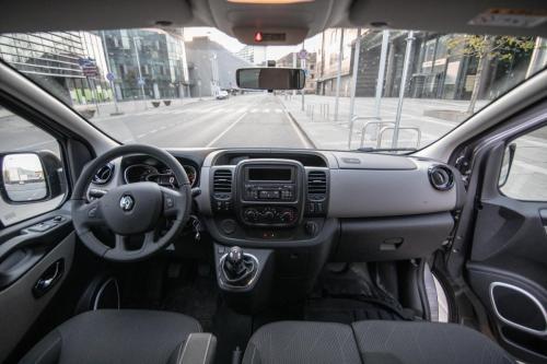 Renault Trafic 2019 salonas