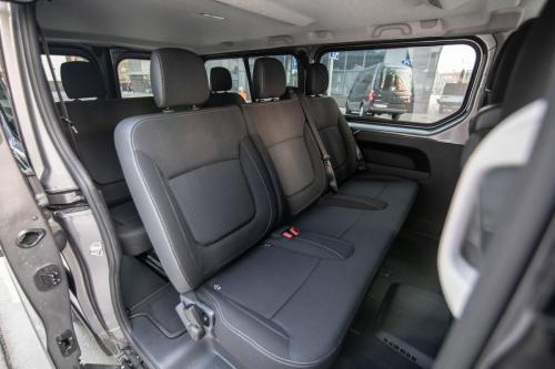 Renault Trafic 2019 sedynes