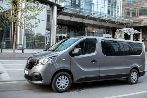 Renault Trafic 2019 sonas